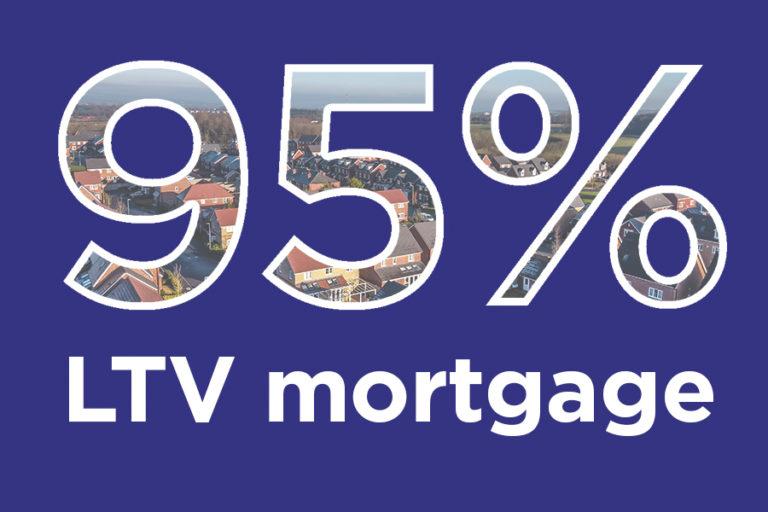 95 percent ltv mortgage